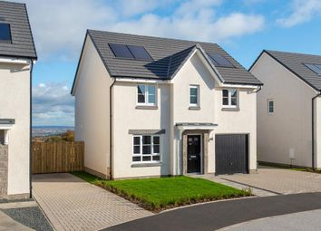 """Thumbnail 4 bedroom detached house for sale in """"Fenton"""" at Meikle Earnock Road, Hamilton"""