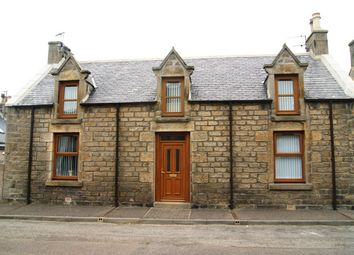 Thumbnail 3 bed detached house for sale in 1 James Street, Buckie