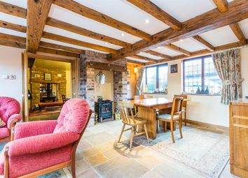 Thumbnail 5 bedroom barn conversion for sale in Low Street, Beckingham, Doncaster