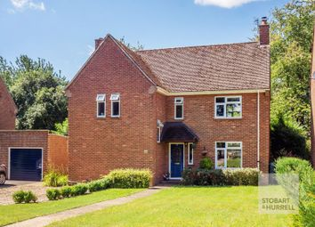 Thumbnail 3 bed detached house for sale in Filby Road, Badersfield, Norfolk