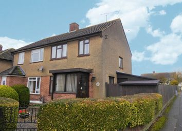Thumbnail 3 bed semi-detached house for sale in Meadow Way, Didcot