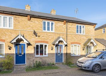 Thumbnail 2 bed terraced house for sale in Vicarage Meadow, Stow-Cum-Quy, Cambridge