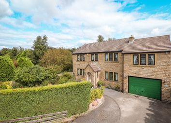 Thumbnail 5 bed detached house for sale in Chidswell Lane, Dewsbury