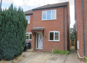Thumbnail 2 bed end terrace house for sale in Manston Drive, Wellesbourne, Warwick