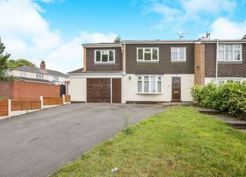 Thumbnail 4 bed end terrace house for sale in Pinfold Lane, Penn, Wolverhampton