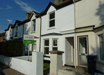 Thumbnail 2 bed terraced house to rent in Stratford Road, Salisbury