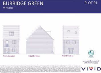 3 bed semi-detached house for sale in Botley Road, Burridge, Southampton SO31