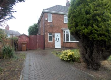 Thumbnail 2 bed semi-detached house to rent in Phelps Place, Grimsby