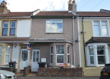 Thumbnail 1 bed flat to rent in Carrington Road, Southville, Bristol