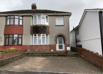 3 bed semi-detached house for sale in Cwmrhydyceirw Road, Morriston, Swansea SA6