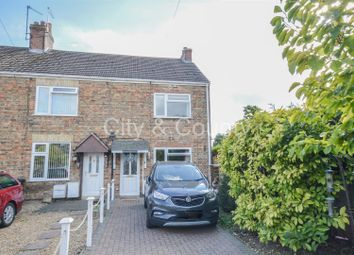 Thumbnail 3 bed end terrace house for sale in Main Street, Yaxley, Peterborough