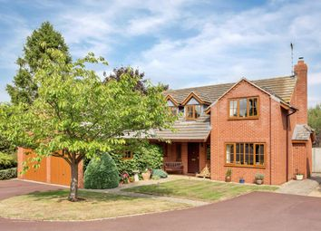 4 bed detached house for sale in Tilton Road, Twyford, Melton Mowbray LE14