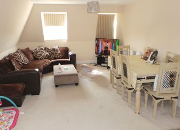 Thumbnail 2 bedroom flat to rent in Cow Lane, Castle Street, Portchester, Fareham