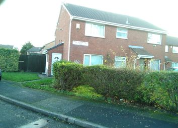 Thumbnail 1 bed semi-detached house for sale in Paul Mccartney Way, Liverpool