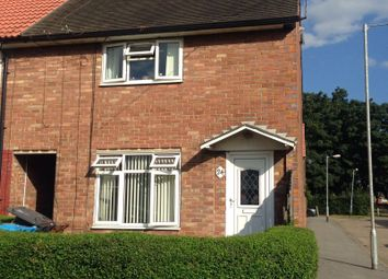Thumbnail 2 bed end terrace house for sale in Medina Road, Hull