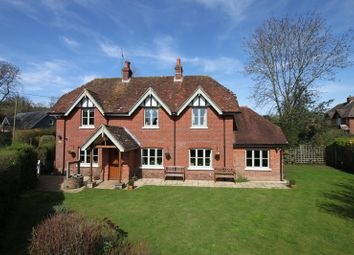 Thumbnail 3 bed detached house for sale in The Village, West Tytherley, Salisbury