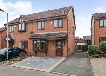 Thumbnail 3 bed semi-detached house for sale in Claydon Drive, Radcliffe, Greater Manchester, .