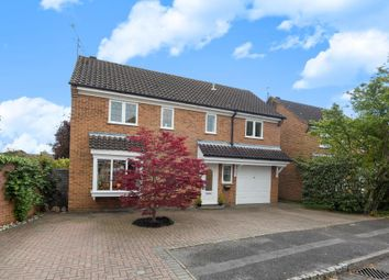 Thumbnail 5 bedroom detached house for sale in Woosehill, Wokingham