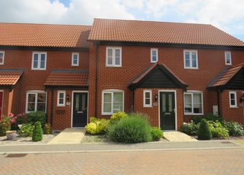 Thumbnail 2 bedroom terraced house for sale in Neptune Close, Bradwell, Great Yarmouth