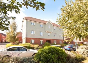 Thumbnail 2 bed flat for sale in Crabtrees, Saffron Walden, Essex