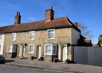 Thumbnail 4 bed end terrace house for sale in High Street, Kelvedon, Colchester