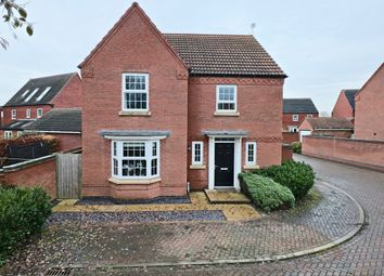 Thumbnail 4 bed detached house for sale in Meteor Close, Newton, Nottingham