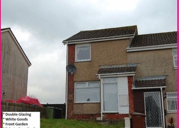 Thumbnail 2 bed semi-detached house to rent in Hazel Avenue, Dumbarton