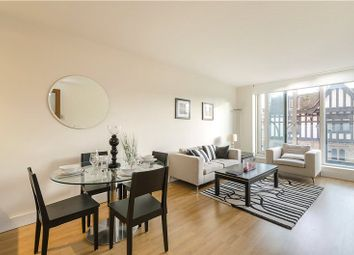 Thumbnail 1 bedroom flat for sale in Peninsula Apartments, 4 Praed Street, London