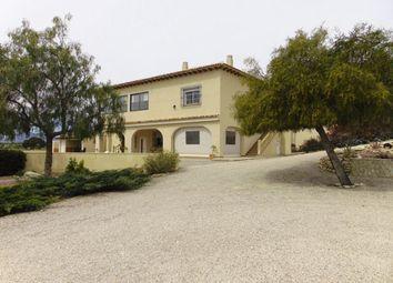 Thumbnail 4 bed villa for sale in Macisvenda, Hondón De Los Frailes, Alicante, Valencia, Spain