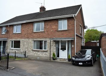 Thumbnail 3 bed semi-detached house for sale in Pond Park Avenue, Lisburn