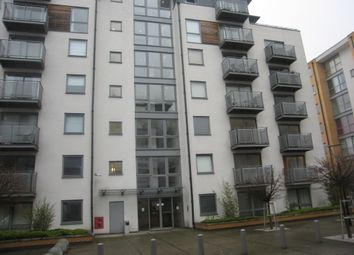 Thumbnail 1 bed flat for sale in Idaho Building, Deals Gateway, London