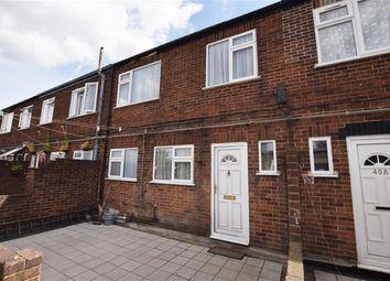 Thumbnail 3 bedroom maisonette for sale in Upminster Road South, Rainham