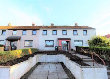 Thumbnail 3 bedroom terraced house for sale in Sclattie Crescent, Aberdeen