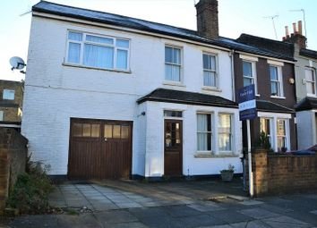 Thumbnail 4 bed end terrace house for sale in Albany Road, West Ealing, Greater London.