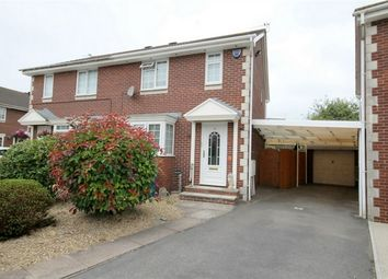 Thumbnail 3 bedroom semi-detached house to rent in Crows Grove, Bradley Stoke, Bristol