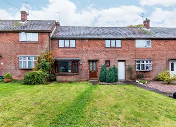 3 bed terraced house for sale in Cornwall Road, Tettenhall, Wolverhampton WV6
