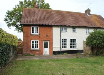 Thumbnail 3 bed cottage to rent in Westerfield House Farm Cottage, Humber Doucy Lane, Ipswich