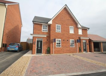 Thumbnail 4 bed semi-detached house to rent in Mallard Avenue, Malbank Water, Nantwich