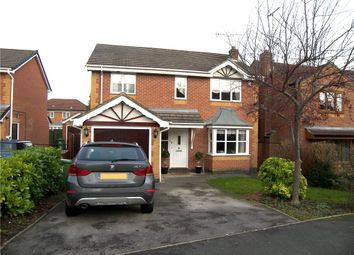 Thumbnail 4 bed detached house for sale in Loom Close, Belper
