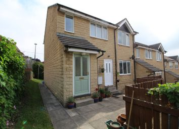Thumbnail 2 bed flat for sale in Hill Top Road, Moldgreen, Huddersfield, West Yorkshire