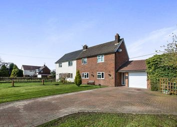 Thumbnail 4 bed semi-detached house for sale in Airey Houses Goosnargh Lane, Goosnargh, Preston