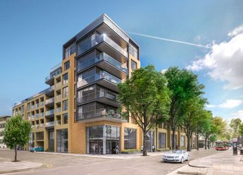 Thumbnail 1 bed flat for sale in The Taper Building, 175 Long Lane, London