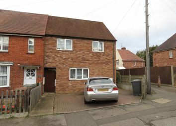 Thumbnail 3 bed terraced house for sale in Priory Road, Wellingborough