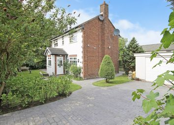 Thumbnail 3 bed detached house for sale in Brambles Cottage, Chester Road, Stockton Heath