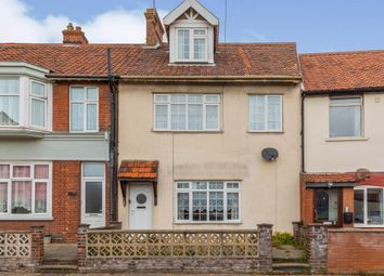 Thumbnail 4 bed terraced house for sale in Canada Road, Cromer