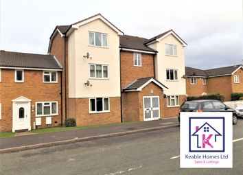 Thumbnail 2 bed flat to rent in Heath Way, Heath Hayes, Cannock