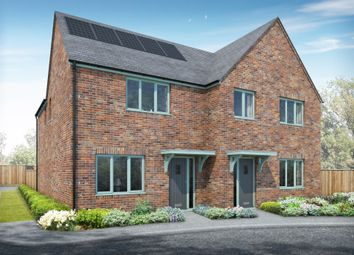 Thumbnail 3 bed semi-detached house for sale in Clewers Lane, Waltham Chase, Southampton