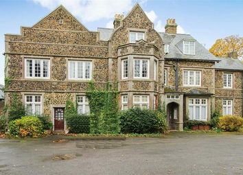 Thumbnail 1 bed flat to rent in Reading Street, Broadstairs