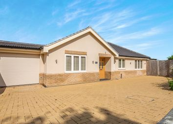 Thumbnail 2 bed detached bungalow for sale in Pine Walk, Weybourne, Holt