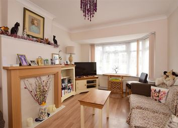 Thumbnail 2 bed semi-detached bungalow for sale in Kingston Close, Shoreham-By-Sea, West Sussex